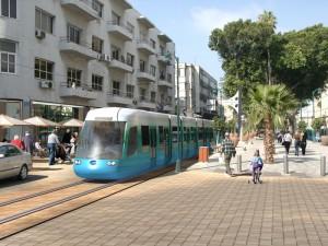 רכבת כלשהיא בתל אביב???