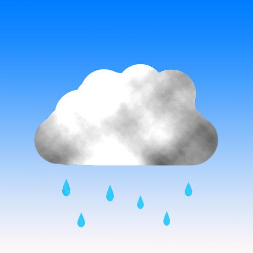 גשם קל