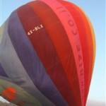 טיסה בכדור פורח - 8/5/2012