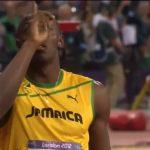 יוסיין בולט בגמר ריצות ה-100 מטר וה- 200 מטר באולימפיאדת לונדון 2012 - אין דברים כאלה!