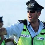"""משטרת ישראל """"נלחמת"""" בתאונות הדרכים"""