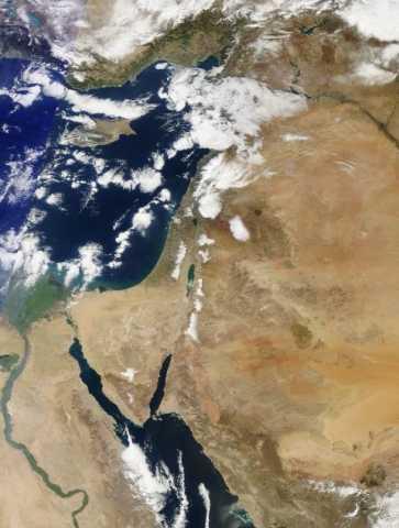 ישראל לאחר סופת השלגים