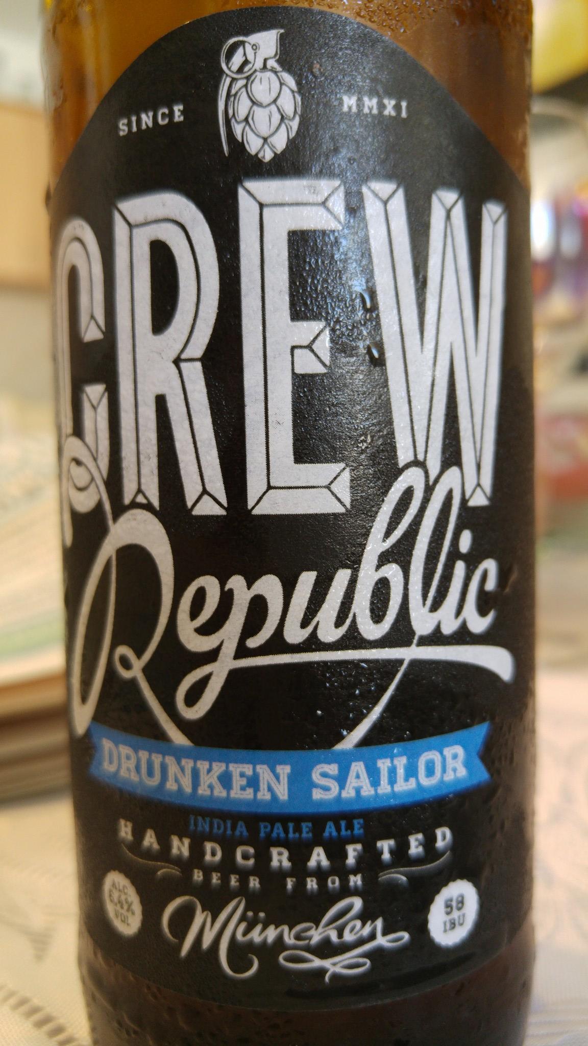 Crew Republic מעולה!!!