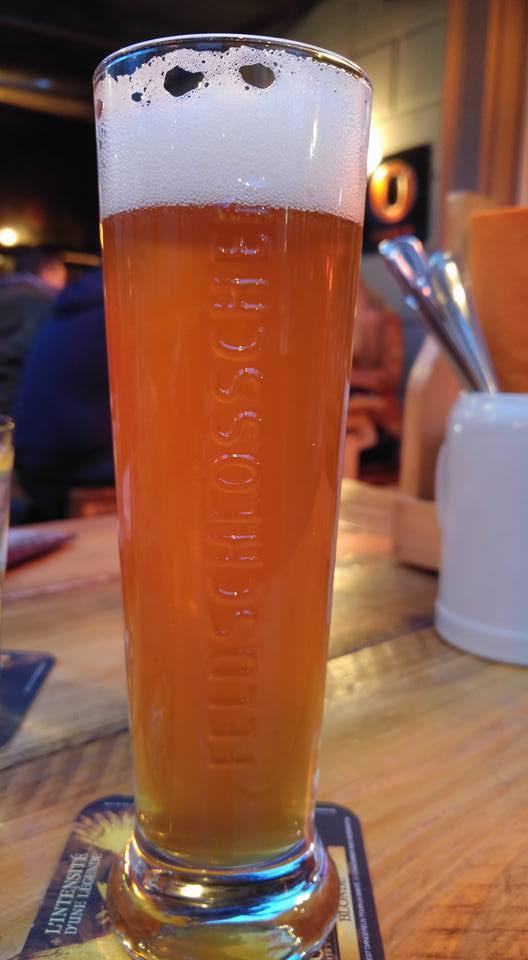 בירה מקומית מיוצרת באינטרלאקן, לא זוכר את שמה וחבל