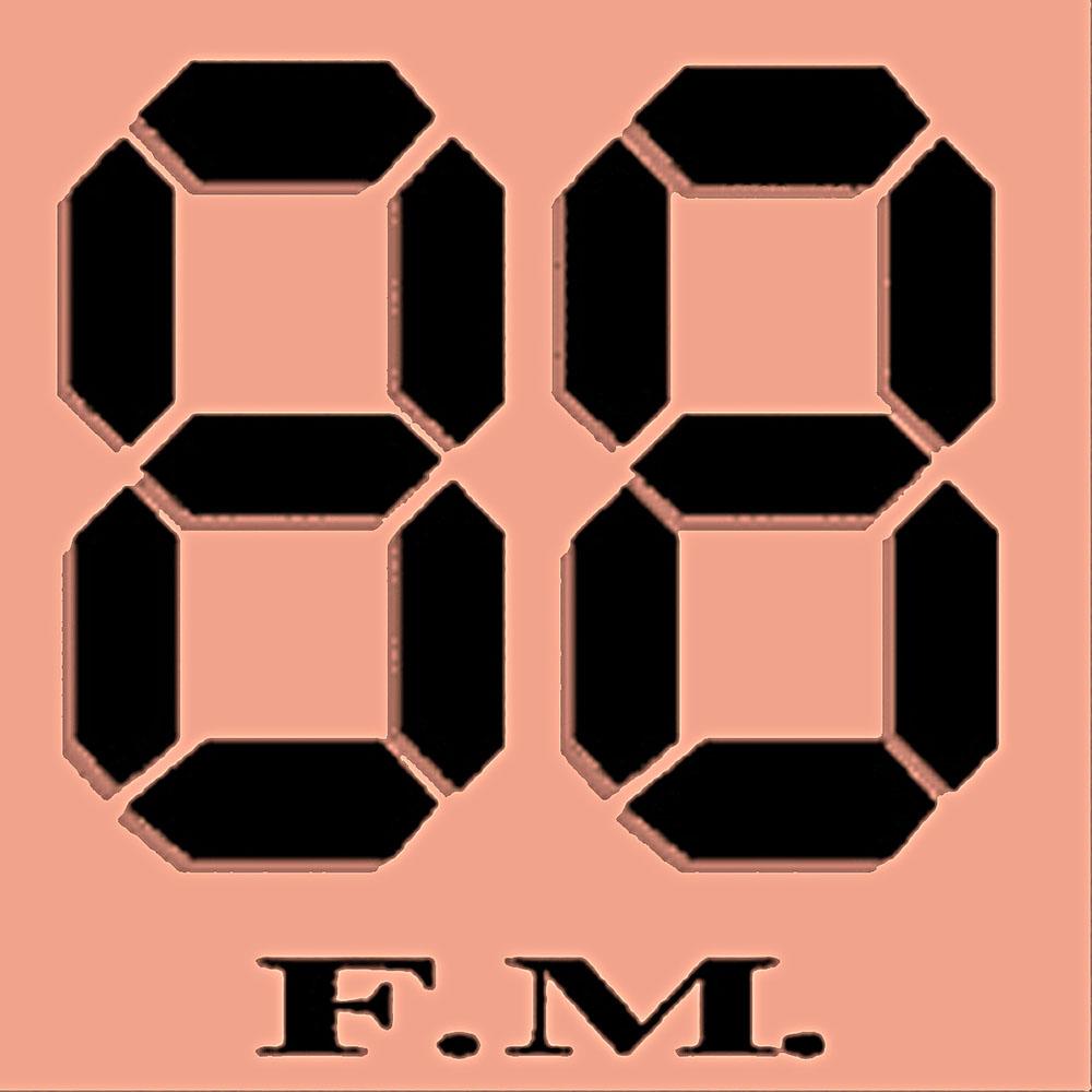 הלוגו האמיתי של 88FM